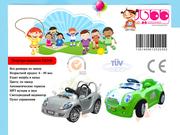 Машинки электро колыбели и качели .детские товары